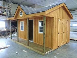 Garden sheds bunkiesca bunkies cottages cabins and for Backyard barns and sheds