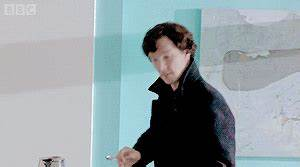 Benedict Cumberbatch Smile GIF by BBC - Find & Share on GIPHY