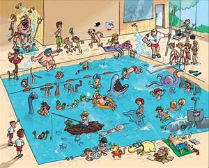 Dessin De Piscine : swimming pool le glob de dawid ~ Melissatoandfro.com Idées de Décoration