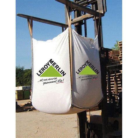 gravier b 233 ton 4 20 en big bag 1 m3 leroy merlin