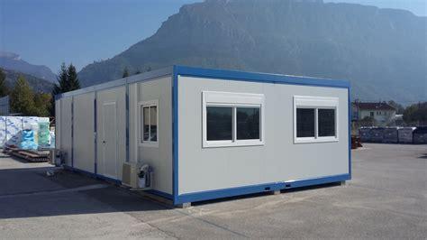 bureaux habitat modulaires préfabriqués pour chantier btp decortes