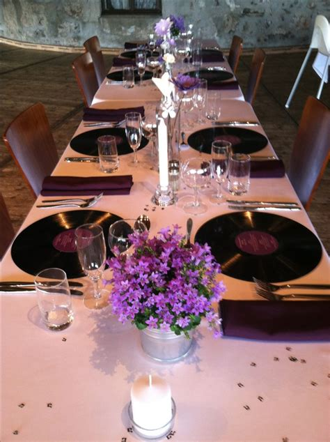 themed wedding table decor  norway entertaining