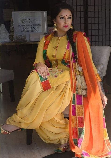 types  punjabi suit designs simple craft ideas