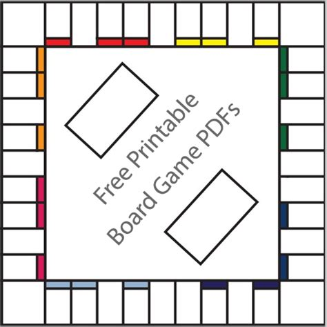Download Game World Template by 16 Free Printable Board Game Templates Hubpages