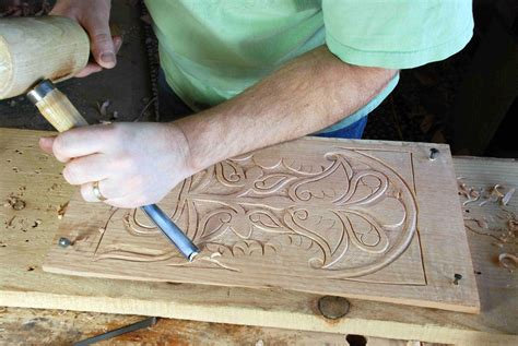carving peter follansbee joiners notes