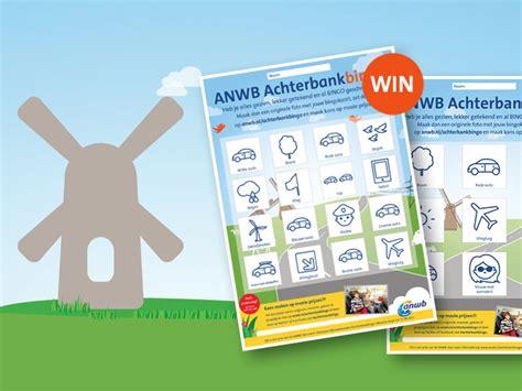 anwb achterbankbingo gratis te downloaden anwb