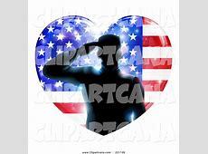 Flag Salute Clipart 13+