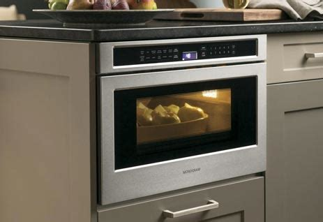 microwave drawers top    appliances connection