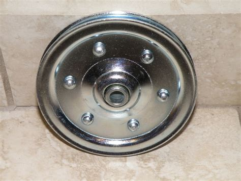 Garage Door Pully by Garage Door Large 4 Quot Sheave Pulley Extension