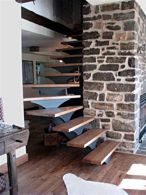 descente d escalier interieur garde corps escaliers enfer design fabrication d 233 l 233 ments en m 233 tal sur mesure escalier