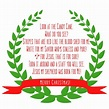 Preschool Candy Cane Poem Printable / Candy Cane Craft and ...