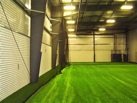 barrier nets  athletic facilities indoor soccer field