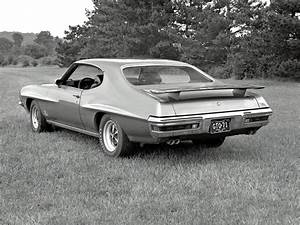 1971  Pontiac  Gto  Judge  Hardtop  Coupe  Muscle  Classic