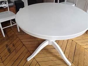 Table Ronde Ikea : ikea table repas perfect beautiful tabouret de bar ika ~ Melissatoandfro.com Idées de Décoration