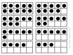 Ten frame clipart free...Ten Clipart Black And White