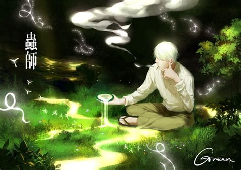 Life Is Strange Backgrounds Mushishi Review Characters Life At Its Purest Form