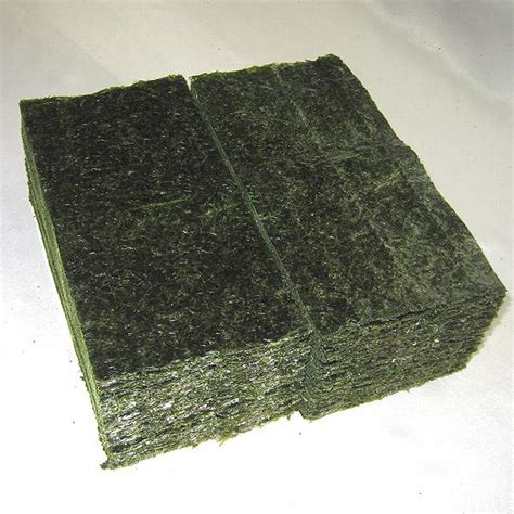 seaweed paper how the heck is nori made alice gordenker アリス ゴーデンカー