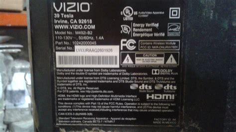 Get Vizio Tesla 39 Instruction PNG