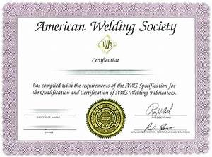welder qualification certificate sample images With welding certificate template