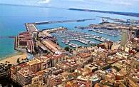 Castillo De Santa Barbara Port Alicante : Wallpapers13.com