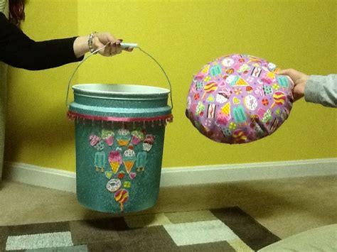 gallon bucket   travel seat irish dancing bucket pinterest buckets makeup brush