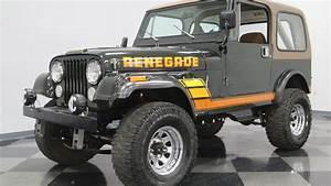 345 Nsh 1982 Jeep Cj7 Renegade
