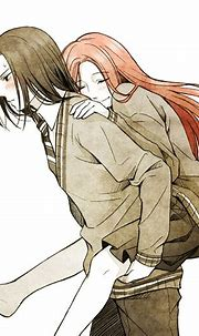 Lily: What's wrong, Sev? Severus: You're wearing a skirt ...