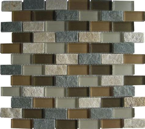 Mosaic Tile Backsplash Menards by Mohawk Vela Mosaic Floor Or Wall Tile 1 Quot X 2 Quot At Menards