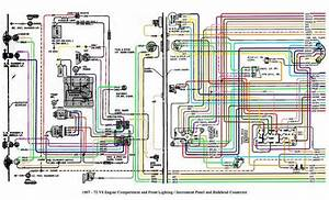 Engine Bay  Front End Wiring Diagram  Schematic Please