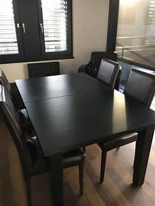 Esstisch Mit Stühlen Gebraucht : esstisch ausziehbar mit 4 st hlen kaufen auf ricardo ~ A.2002-acura-tl-radio.info Haus und Dekorationen