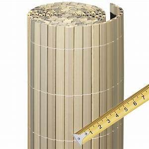 Balkon Sichtschutz Kunststoff Meterware : sichtschutzmatte pvc kunststoff meterware r gen l rche sichtschutz ~ Bigdaddyawards.com Haus und Dekorationen