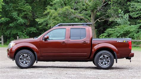 2017 Frontier Pro 4x by 2017 Nissan Frontier Pro 4x Review Motavera