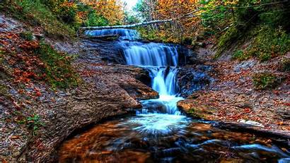 Cool Water Backgrounds Background Wallpapers Waterfall Forest