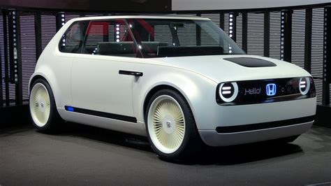 Honda Urban Ev Concept Is The Prettiest Ev Yet Autotraderca