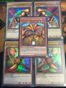 Yugioh Exodia The Forbidden One 5 Card Set Ygld Ultra