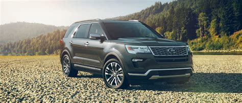 2019 ford explorer pictures of all 2019 ford explorer exterior color choices