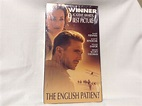 NEW The English Patient (VHS, 1996) | The english patient