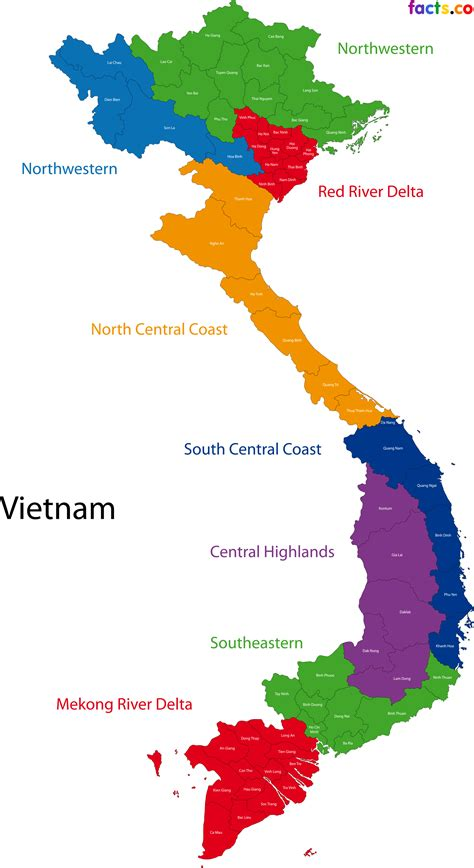 vietnam map blank political vietnam map  cities ah