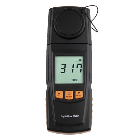 handheld light meter for photography gm1020 lcd display handheld digital light meter photometer