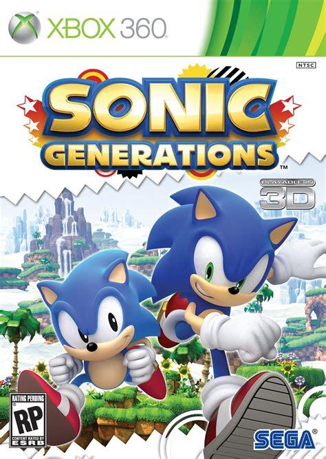 Sonic Generations The Retro Review Sonic Retro
