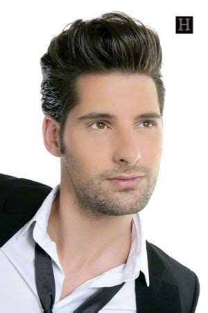 Gel Hairstyles For Medium Hair by Mens Hairstyles How To This Is A Pompadour S