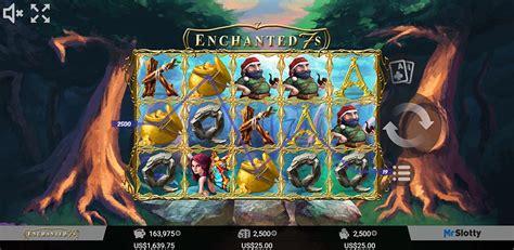 enchanted  slot game  slotty fantasy slot review