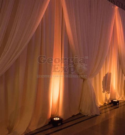 a drape sheer drape voile sheer fabric drape panels expo