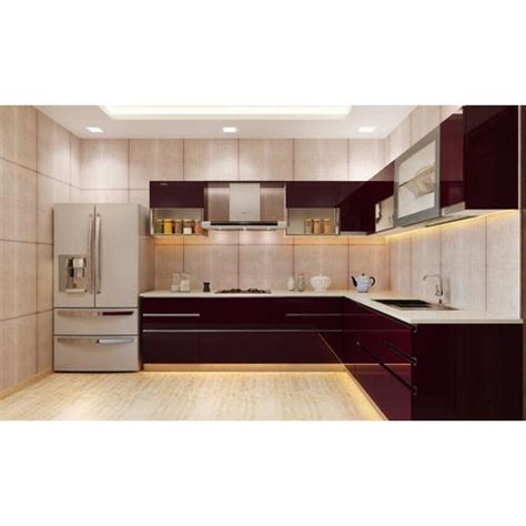 designer modular kitchen  rs  square feet