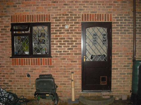 rsj  lintel   external wall knock
