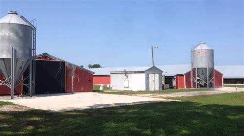 salisbury md poultry farm    capacity