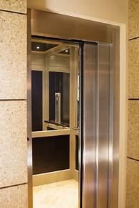 Custom, Residential, Elevator, With, Sliding, Doors