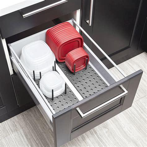 organisateur de tiroir cuisine organisateurs de hauts tiroirs de cuisine