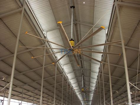 Hvls Commercial Ceiling Fans by Hvls Industrial Ceiling Fans By Hangzhou Dingshun