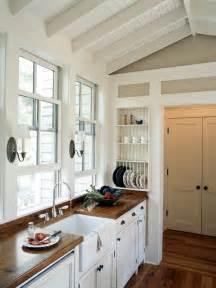 white country kitchen ideas glass kitchen countertops hgtv